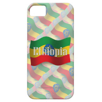 Ethiopia Waving Flag iPhone SE/5/5s Case