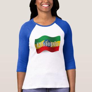 Ethiopia Waving Flag Shirt