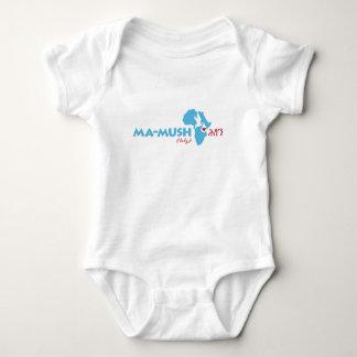"""Ethiopian """"Baby Boy"""" Baby Bodysuit"""