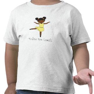 Ethiopian Ballerina T-shirt