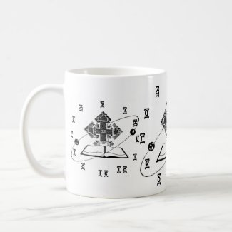 Ethiopian Bible - Time Clock Mug