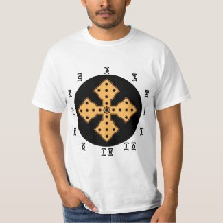 Ethiopian Bible - Time Clock T-Shirt