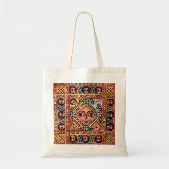 Ethiopian Church Painting - Angels Tote Bag White