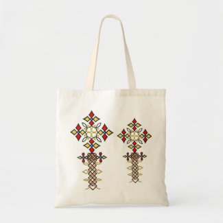 Ethiopian Cross Bag