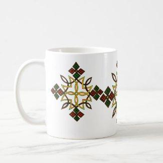 Ethiopian Cross Classic Mug