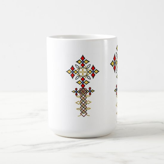 Ethiopian Cross Mugs