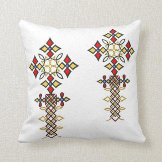 Ethiopian Cross Pillows