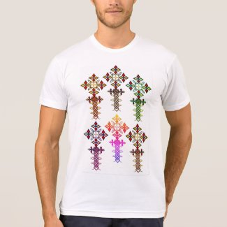 Ethiopian Cross T-Shirt