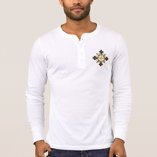 Ethiopian Cross T-Shirts, Jerseys, Tees SweatShirt