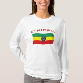 Ethiopian Flag 2 T-Shirt