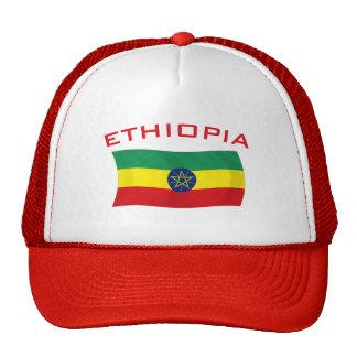 Ethiopian Flag 2 Trucker Hat