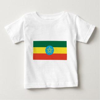 Ethiopian Flag Baby T-Shirt