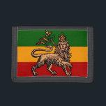 """Ethiopian Flag:Lion of Judah Trifold Wallet<br><div class=""""desc"""">Ethiopian Flag:Lion of Judah</div>"""