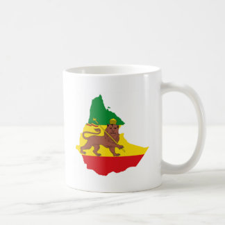 Ethiopian flags pr line 👍😂😂👌 coffee mug