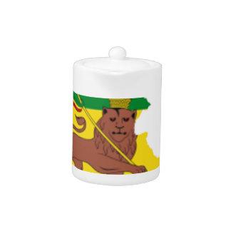 Ethiopian flags pr line 👍😂😂👌 teapot