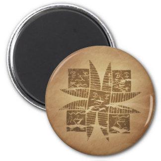 Ethiopian Good Luck Charm V1 Magnet