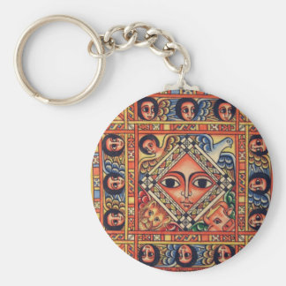 Ethiopian  icon key chains