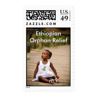 Ethiopian Orphan Relief Postage