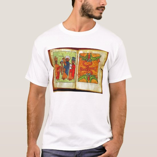Ethiopian Orthodox Tewahedo Church Painting - T's T-Shirt