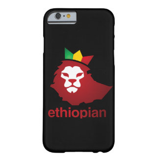 Ethiopian Power Case - Barely There iPhone 6/6s