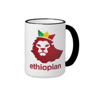 Ethiopian Power - Ringer Mug