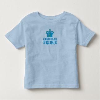 Ethiopian Prince Toddler T-shirt