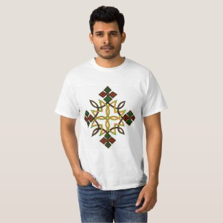 Ethiopian Traditional Cross T-Shirt