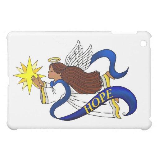 "Ethnic ""Angel of""Hope"" iPad Mini Cover"