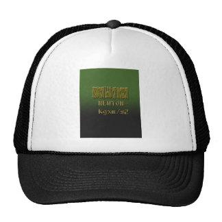 Ethnic Classic newton law of motion Trucker Hat