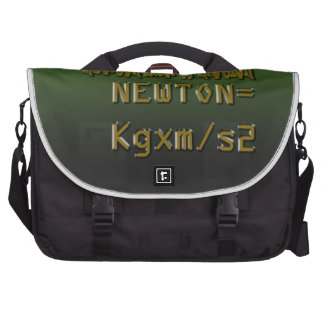 Ethnic Classic newton law of motion Laptop Bag