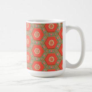 Ethnic Cultural Abstract Coffee Mug