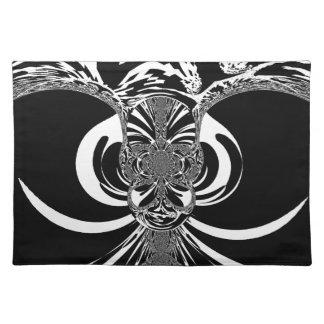 Ethnic Design Cloth Placemat