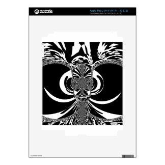 Ethnic Design Decal For iPad 3