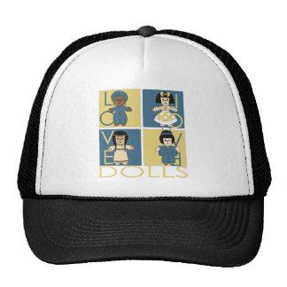 Ethnic Dolls Hats