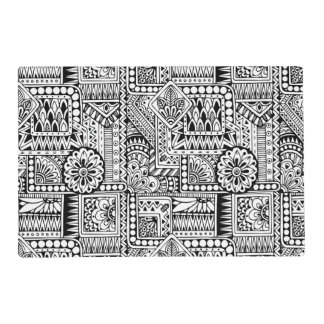 Ethnic Doodle Placemat