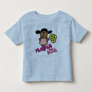 Ethnic Flower Girl Shirt