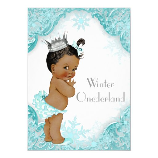 Winter Onederland Party Invitations is awesome invitations template