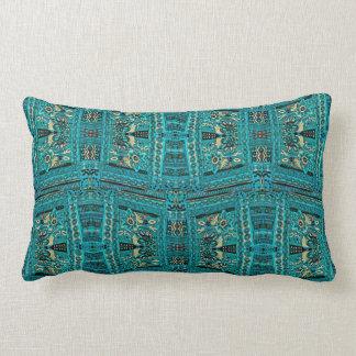 Ethnic Inspired lumbar pillow