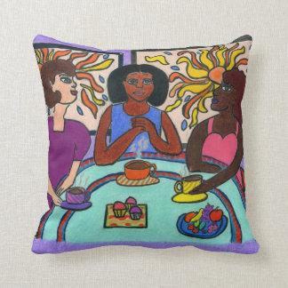 Ethnic, Interracial, Multicultural Pillows