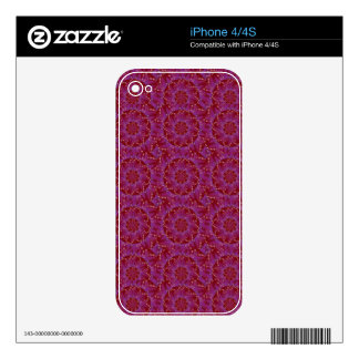 ETHNIC JEWEL sparkle template diy wedding gifts Skins For The iPhone 4