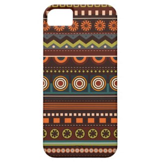 Ethnic Native Indian Pattern