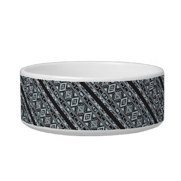 Aztec Themed Ethnic pattern american traditional ornament bowl
