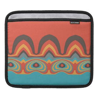 Ethnic pattern iPad sleeve