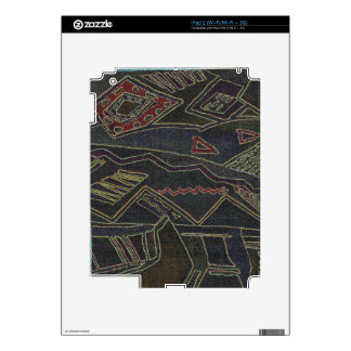 ETHNIC PATTERN SKIN FOR iPad 2