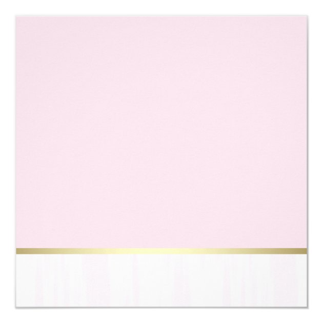 ethnic princess ballerina pink gold baby shower card | zazzle, Baby shower invitations