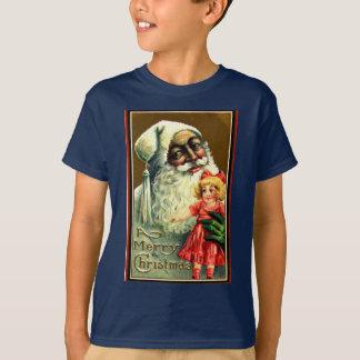 ETHNIC SANTA CLAUS CHRISTMAS TEE SHIRTS