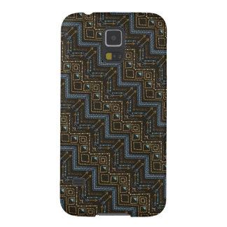 Ethnic seamless tribal boho pattern galaxy s5 case
