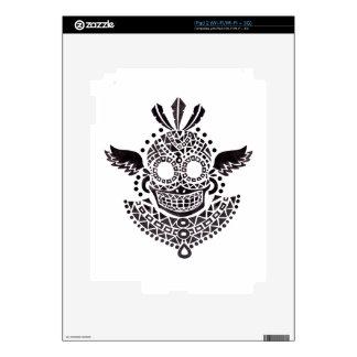 Ethnic Skull Skins For The iPad 2