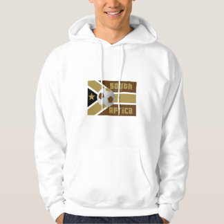 Ethnic South African Safari browns soccer gear Hoodie