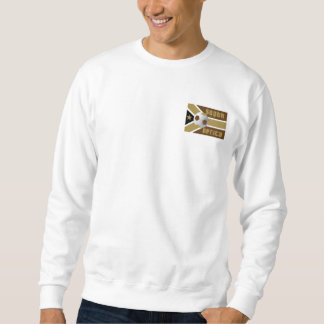 Ethnic South African Safari browns soccer gear Sweatshirt